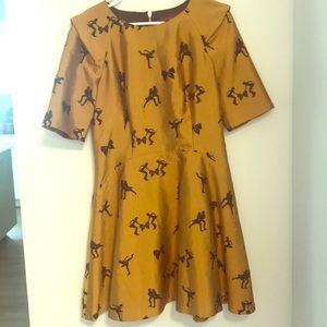 Ted Baker size 4 dress. Never worn.